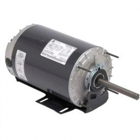 US Motors 2193, Condenser Fan, 3/4 HP, 1-Phase, 920 RPM Motor by