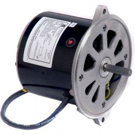 US Motors 3196, OEM Oil Burner Rplacement, 1/8 HP, 1-Phase, 1725 RPM Motor