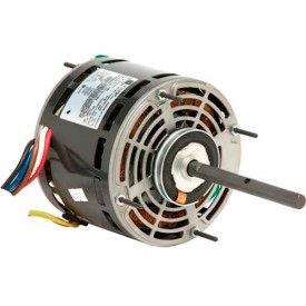 US Motors 3275, Direct Drive Fan & Blower, 3/4 HP, 1-Phase, 1075 RPM Motor