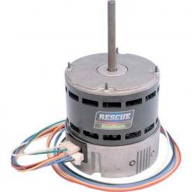 Electric motors hvac direct drive fan blower motors for 1 4 hp 3 phase motor