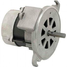 US Motors 5866, OEM Oil Burner Rplacement, 1/7 HP, 1-Phase, 3450 RPM Motor