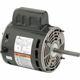 US Motors 6465, Centrifugal Ventilation Direct Drive Blower, 1/2 HP, 3-Phase, 850 RPM