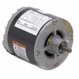 US Motors 6796, Evaporative Cooler, 3/4 / 1/4 HP, 1-Phase, 1725/1140 RPM Motor
