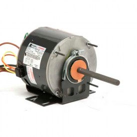 US Motors 7025, Condenser Fan, 1/2 HP, 1-Phase, 1075 RPM Motor by
