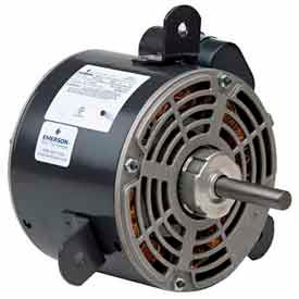 US Motors 8330, PSC, Refrigeration Condenser Fan Motor, 1/4 HP, 1-Phase, 1350 RPM Motor by