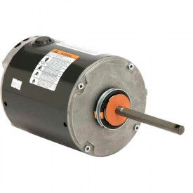 US Motors 8869, Condenser Fan, 1/2 HP, 1-Phase, 1075 RPM Motor by
