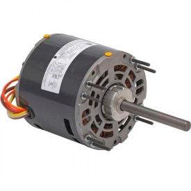 US Motors 8955, PSC, Direct Drive Fan, 1/3 HP, 1-Phase, 1075 RPM Motor
