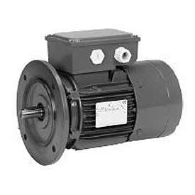 US Motors Brake, 2 HP, 3-Phase, 1745 RPM Motor, BR2S2A3