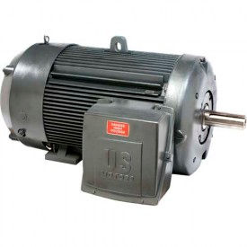 US Motors, TEFC, 300 HP, 3-Phase, 1790 RPM Motor, C300P2WF