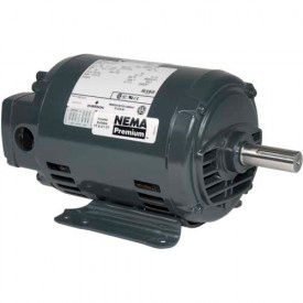 US Motors, ODP, 10 HP, 3-Phase, 1760 RPM Motor, D10P2G