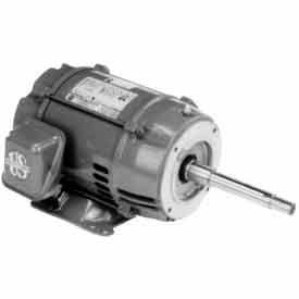 US Motors Pump, 10 HP, 3-Phase, 3505 RPM Motor, DJ10S1GM