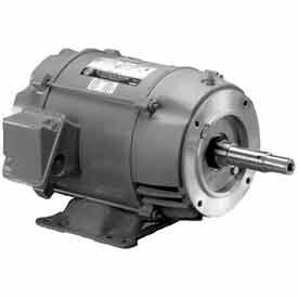 US Motors Pump, 1 HP, 3-Phase, 1755 RPM Motor, DJ1P2BM
