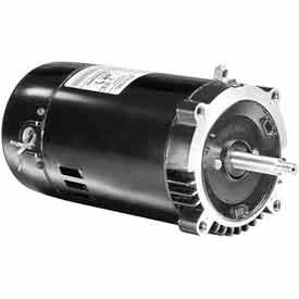 Pool & Spa, C and J, Switch Design, 1 HP, 1-Phase, 3450 RPM, EST1102