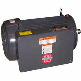 US Motors Farm Duty, 3 HP, 1-Phase, 1 RPM Motor, FDU3CM2K18