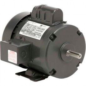 US Motors, TEFC, 1/2 HP, 1-Phase, 1140 RPM Motor, T12C3J