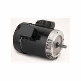 US Motors, TEFC, 1/3 HP, 1-Phase, 1725 RPM Motor, T13C2P42ZCR
