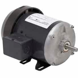 US Motors, TEFC, 1/4 HP, 1-Phase, 1725 RPM Motor, T14B2N49