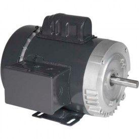 US Motors, TEFC, 2 HP, 1-Phase, 1725 RPM Motor, T2C2JHC