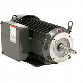 US Motors Pump, 5 HP, 1-Phase, 3505 RPM Motor, UJ5C1K18M