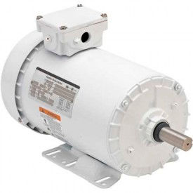 US Motors Washdown, 3 Phase, 3/4 HP, 3-Phase, 1725 RPM Motor, WD34S2A
