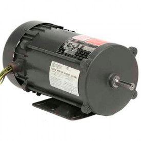 US Motors Hazardous Location, 1/3 HP, 1-Phase, 1725 RPM Motor, XS13CA2J