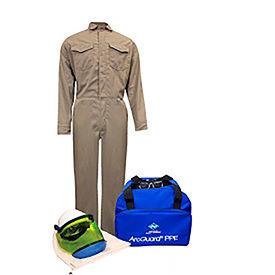 ArcGuard® KIT2CVPR08NG2X 8 cal/cm2 DuPont Protera Arc Flash Kit w/ FR Coverall - No Gloves, 2XL