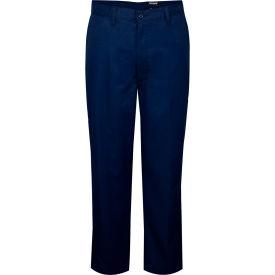 TECGEN Select® Flame Resistant Work Pants, 48 x 34, Navy, TCG501648X34