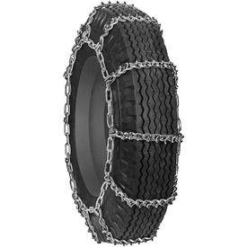 3800 Series Single Truck & Bus V-BAR Tire Chains (Pair) - 0382755