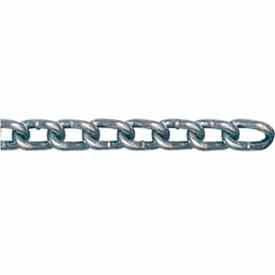 Peerless™ 6020432 #4 Twist Link Machine Chain 100 Ft/Ct Zn - Pkg Qty 100