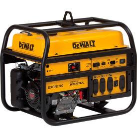 DeWALT® PD612MHB005, 6100 Watts, Portable Generator, Gasoline, Electric/Recoil Start, 120/240V