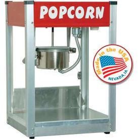 Paragon 1104510 Thrifty Pop Popcorn Machine 4 oz Red 120V 1200W