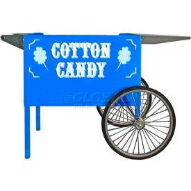 """Paragon 3060050 Cotton Candy Deep Well Cart - Blue, 26-1/2""""W x 41-1/2""""D x 26""""H"""