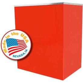 Paragon 3100310 Classic Popcorn Machine Stand 16oz Red