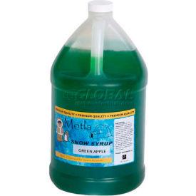 Paragon 6311 Motla Syrups Premium One Gallon - Green Apple