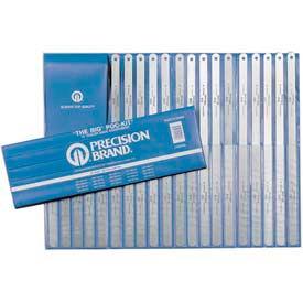 "20 Piece Steel Feeler Gage Poc-Kit® Assortment 1/2"" x 12"" Blades"