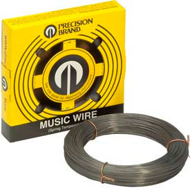 "0.071"" Diameter Music Wire, 1/4 Pound Coil - Min Qty 7"
