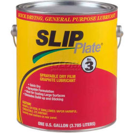 Slip Plate 33215 - SLIP Plate® #3, 1 Gallon Can (Pack of 4)