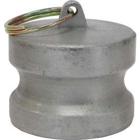 """3/4"""" Aluminum Camlock Fitting - Dust Plug Thread"""