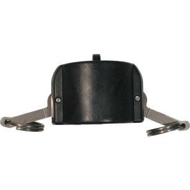 "1"" Polypropylene Camlock Fitting - Dust Cap Thread"