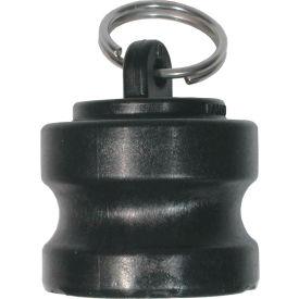 """1-1/2"""" Polypropylene Camlock Fitting - Dust Plug Thread"""