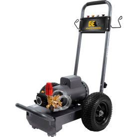 BE Pressure B205E3C 2000 PSI Electric Pressure Washer - 5HP, 575V, Comet FWS Pump