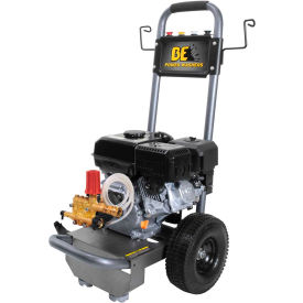 BE Pressure B317RA Gas Powered Pressure Washer 210cc Engine 3100 PSI