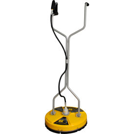 "BE Pressure BE-1600WAWY 16"" High Density Polyethylene Surface Cleaner"