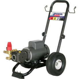 1500 PSI Electric Pressure Washer - 2HP, 110V, Comet LWD Pump, CSA Approved