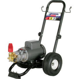 1500 PSI Electric Pressure Washer - 2HP, 110V, Comet BXD Pump, CSA Approved