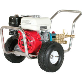 2500 PSI Pressure Washer - 6.5HP, Honda GX Engine, Cat Pump