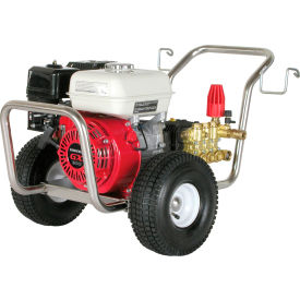 2500 PSI Pressure Washer - 6.5HP, Honda GX Engine, Comet LWD Pump