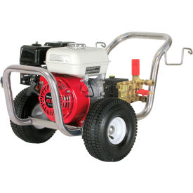2500 PSI Pressure Washer - 6.5HP, Honda GX Engine, General Pump