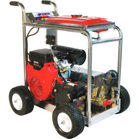 Click here to buy 4000 PSI Pressure Washer 20HP, Honda GX Engine, Comet HW Pump.