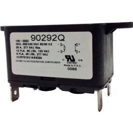 PSG 90291Q SPNO Quick Connect Enclosed Fan Relay 50/60 Hz 240VAC, 8 Amps, Coil 120VAC